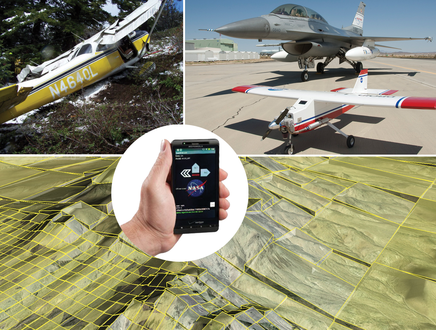 Improved Ground Collision Avoidance System