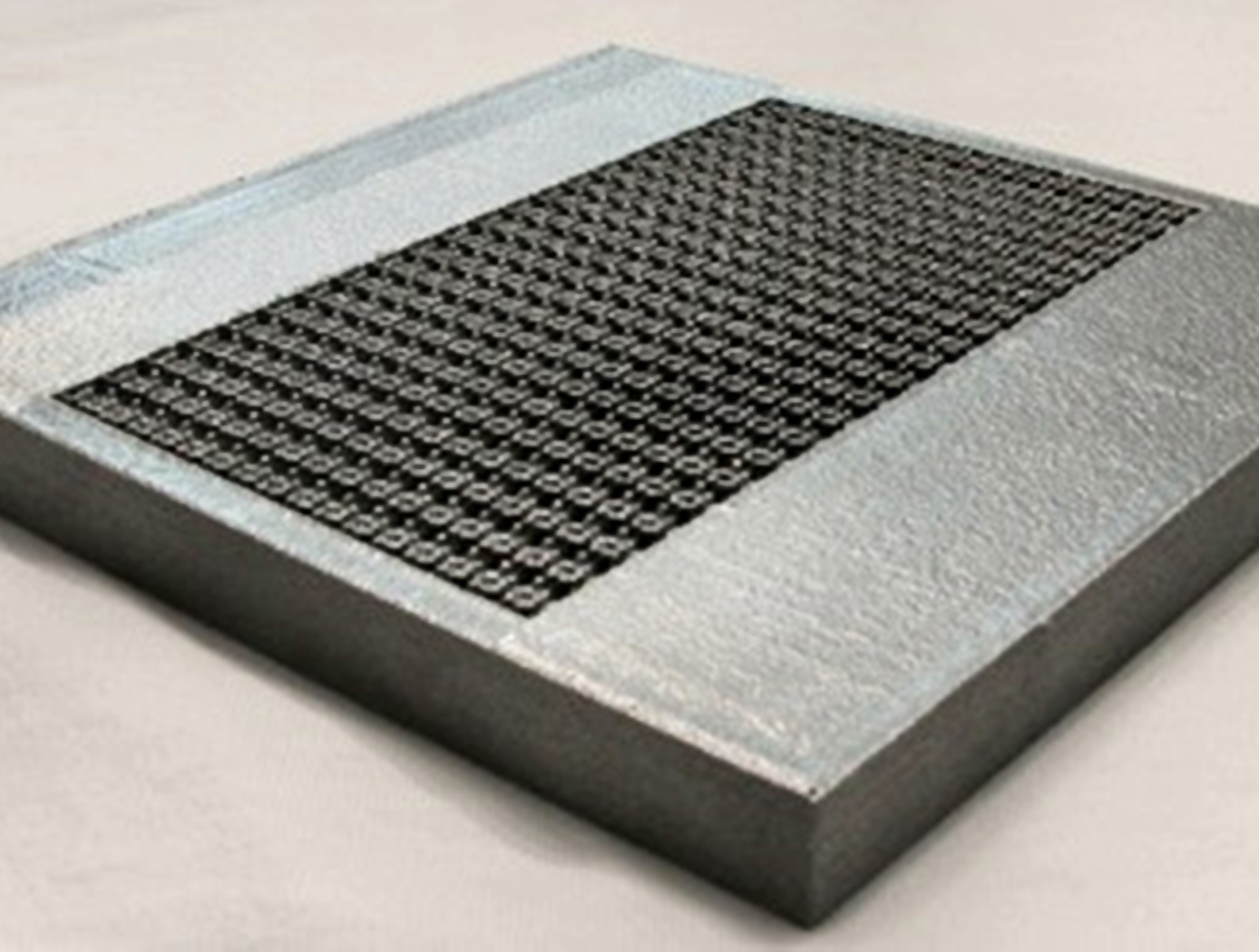 Proof-of-concept with Ti-6Al-4V AM-fabricated structure