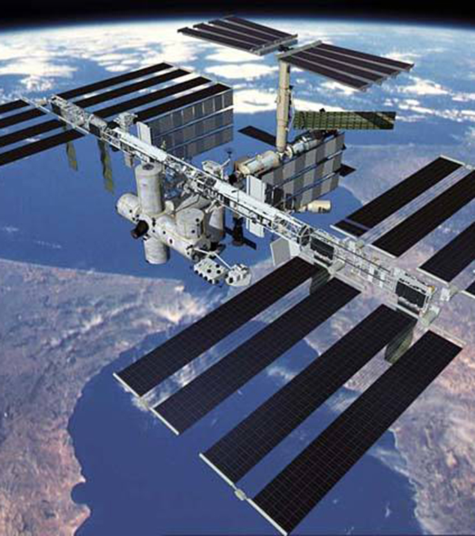 Glenn's technology improves software-defined radio communication with the ISS