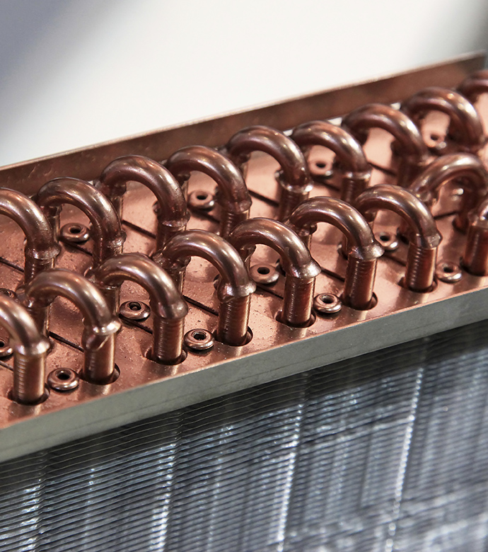 Heat exchangers are one high-temperature environment where self-healing CMCs could be invaluable