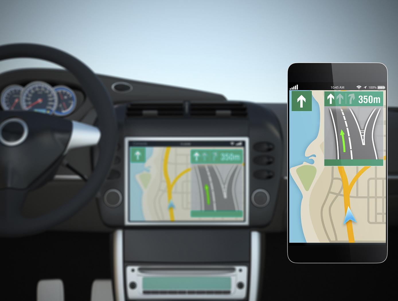 Smart Car Navigation