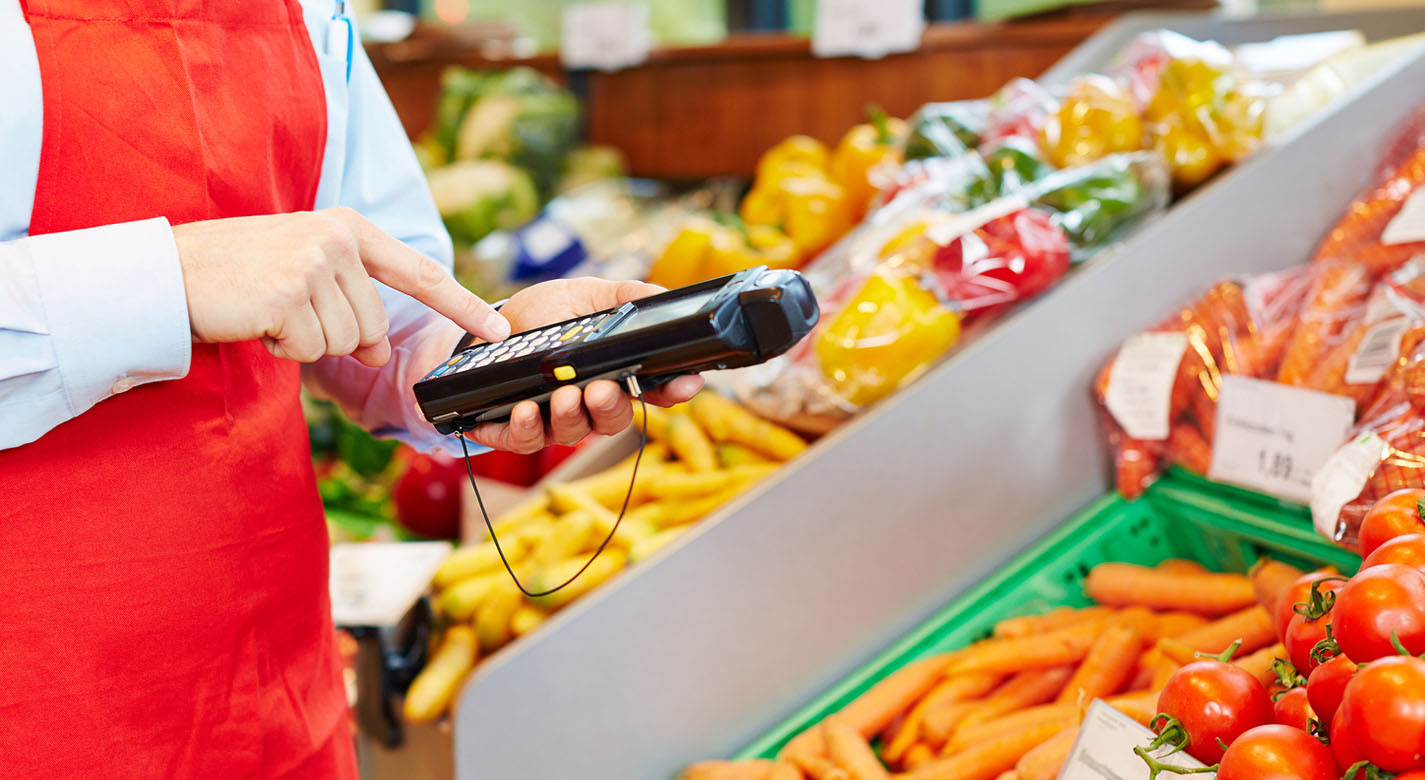 This NASA-developed technology can be used for various applications including the tracking of inventory in grocery stores.