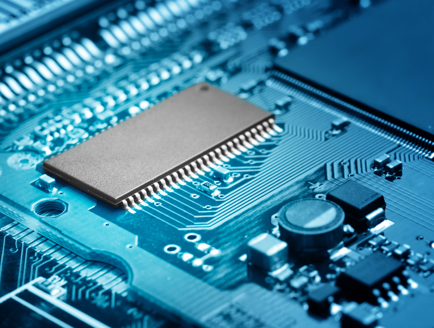 Search Results Or Photo Of Circuit Board Skinned Human Close Up And Binary Code Copper Nanowire Production For Interconnect Applications